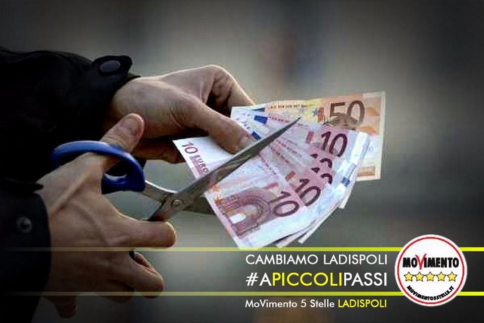 M5S Ladispoli: Preoccupati per i previsti pesanti tagli al sociale