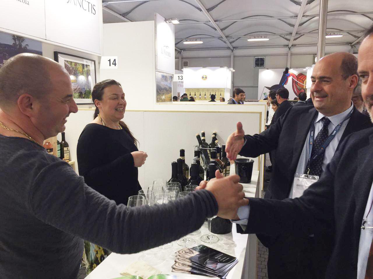 Vinitaly: cresce l'interesse dei buyer per i vini del Lazio