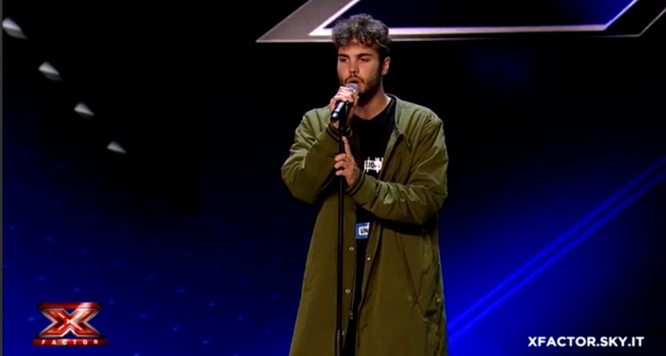 Lorenzo Bonamano tra i finalisti di X FACTOR 11. Gli auguri del Sindaco Pascucci