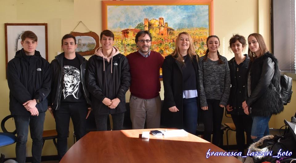 Alternanza Scuola – Lavoro: schedatura delle aree archeologiche e realizzazione di un gis per i ragazzi del Di Vittorio