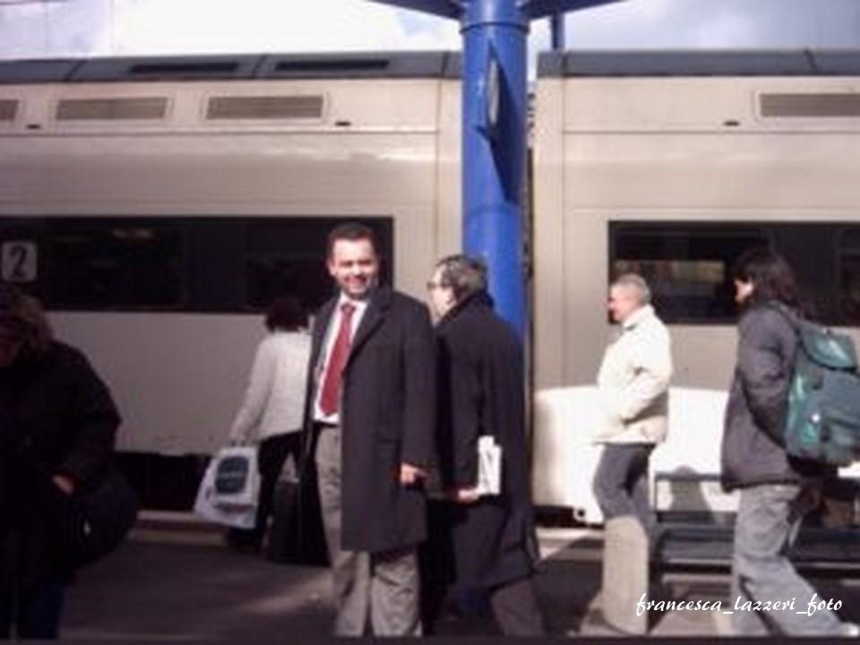 """ARDITA:  """"l 15 ottobre andiamo in Regione Lazio a tutelare i pendolari. L'interruzione del servizio dal 30 ottobre al 2 novembre creerà sicuramente disagi agli utenti."""""""