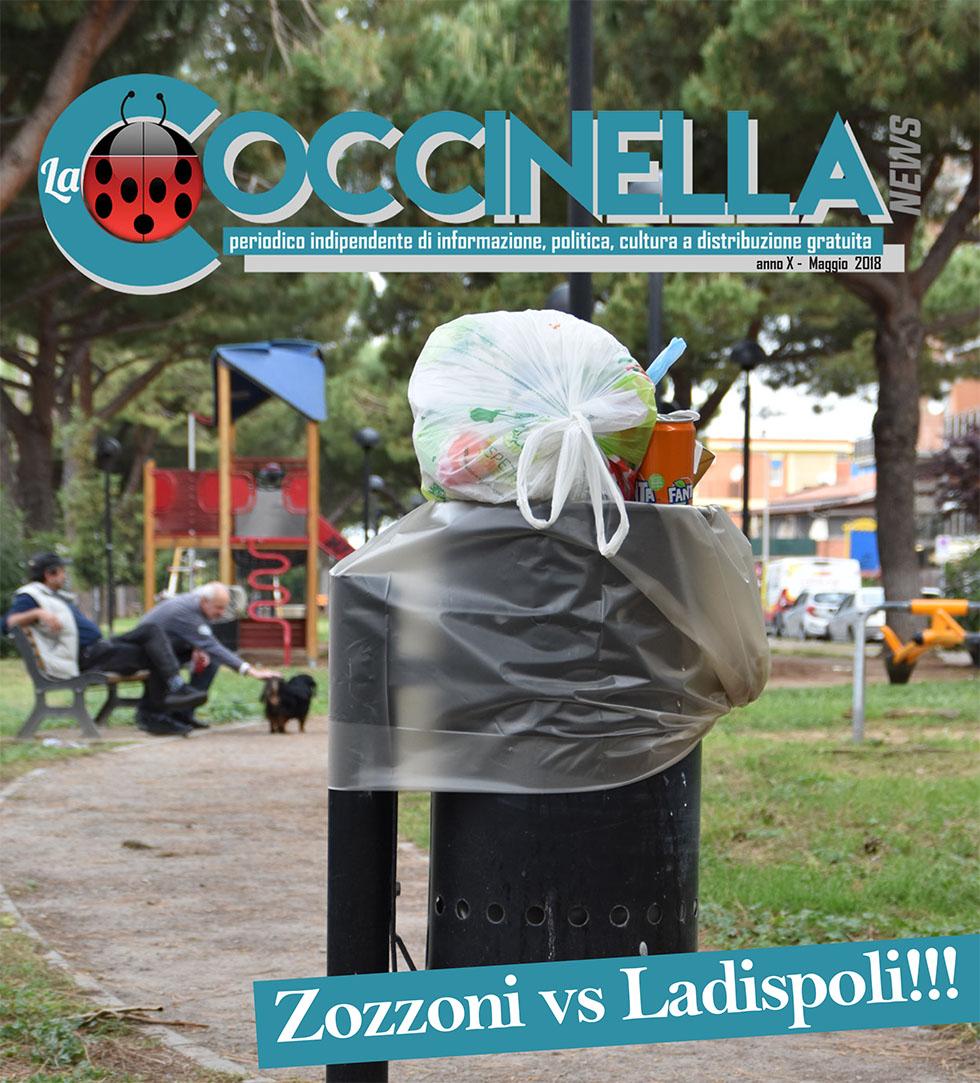 """IL NUMERO DI MAGGIO DE """"LA COCCINELLA NEWS"""""""