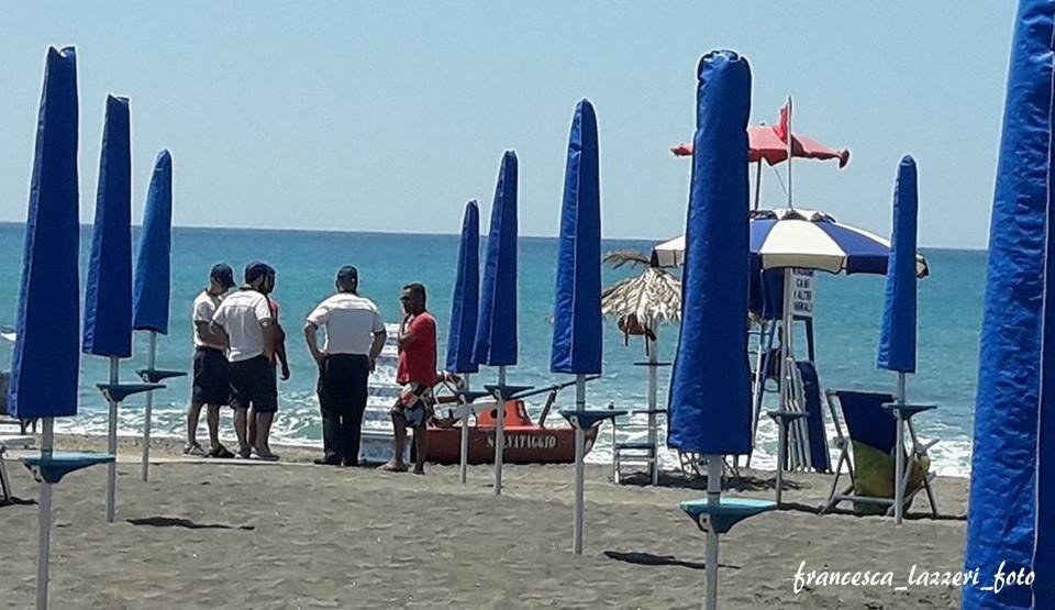Domani mattina verrà fatto brillare l'ordigno bellico rinvenuto davanti alla Spiaggia Renzi