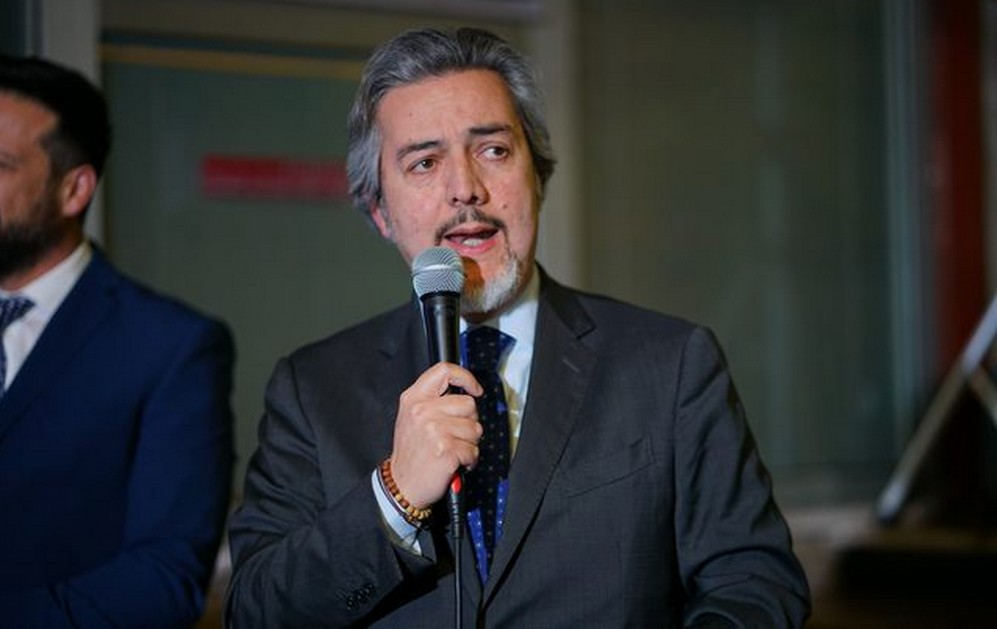 """Senatore Francesco Battistoni (FI):  """"Tajani saprà interpretare al meglio il futuro di Forza Italia"""""""