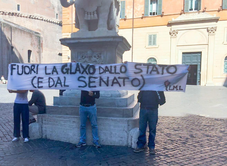 La GLAXO ringrazia l'Italia: convegno della multinazionale al Senato