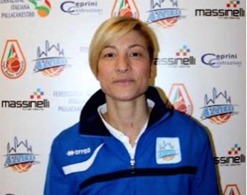 La Pallacanestro Dinamo tessera la nazionale Francesca De Fraia