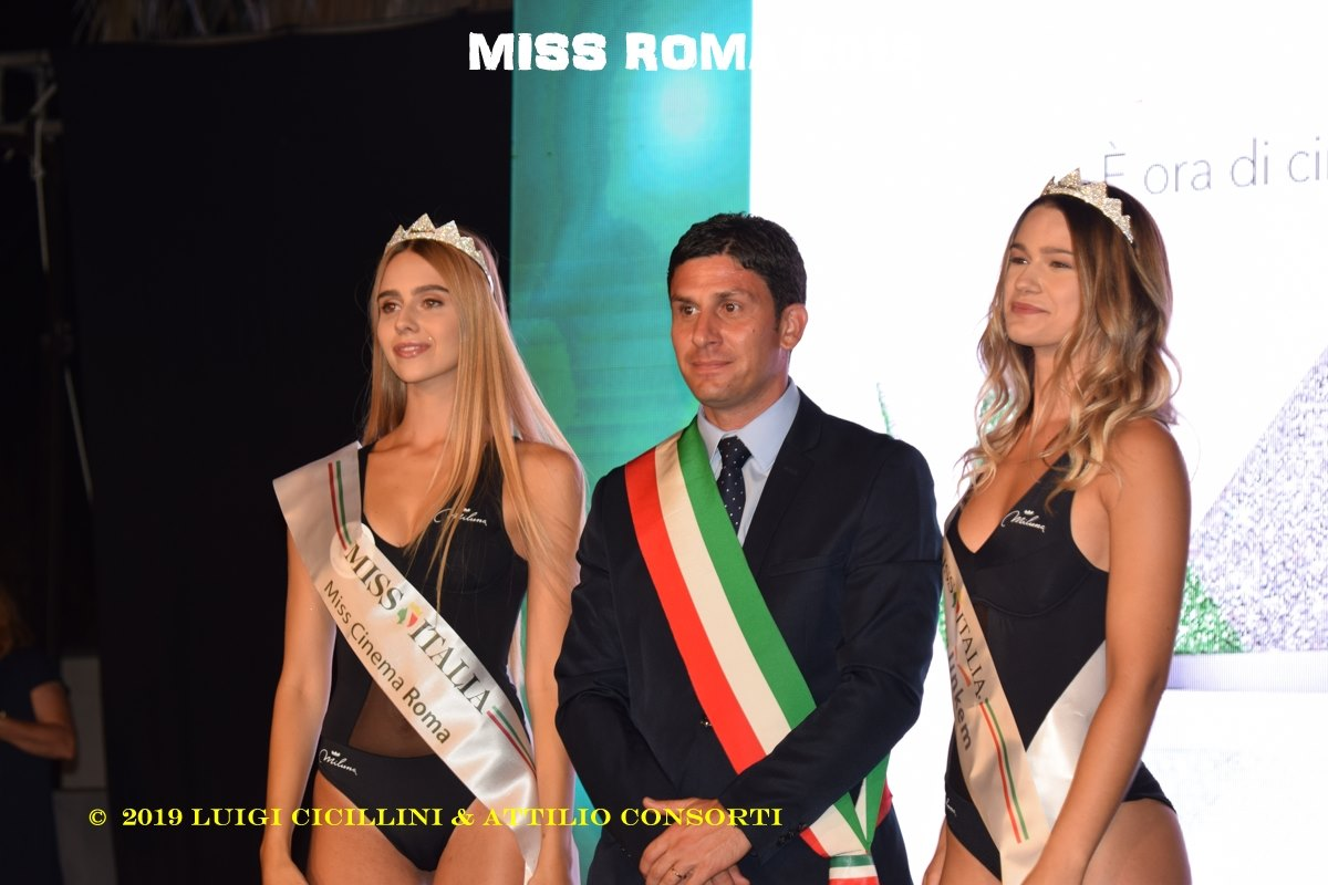 Ladispoli: grande successo per Miss Roma