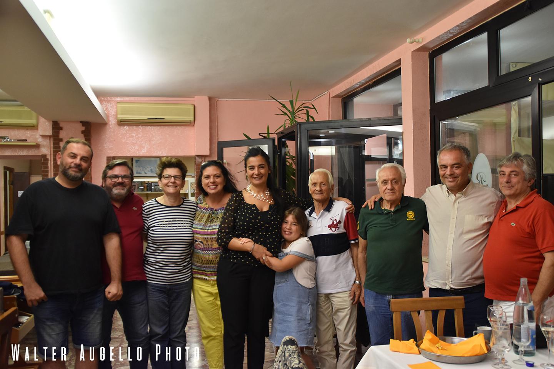 """il Circolo FdI """"Giorgio Almirante"""" festeggia Mimmo De Carolis"""